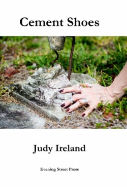 Cement Shoes by Judy Ireland