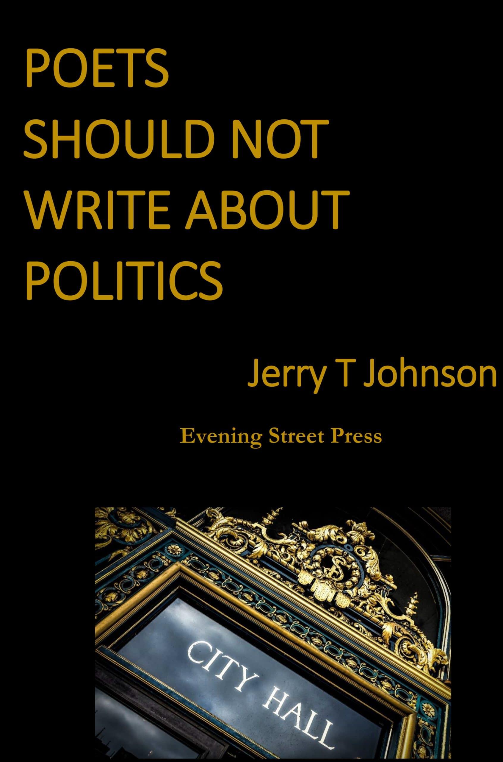 Poets Should Not Write about Politics